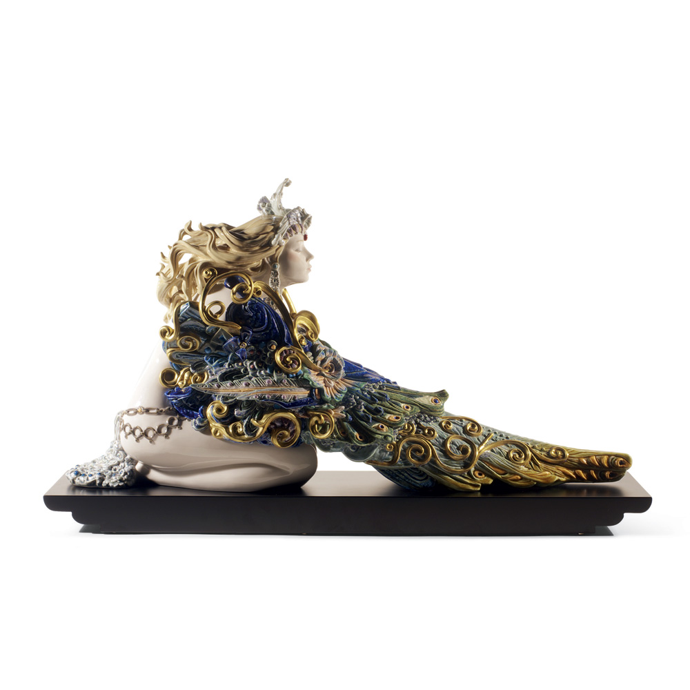 Winged Beauty 01001956 - Lladro Figurine