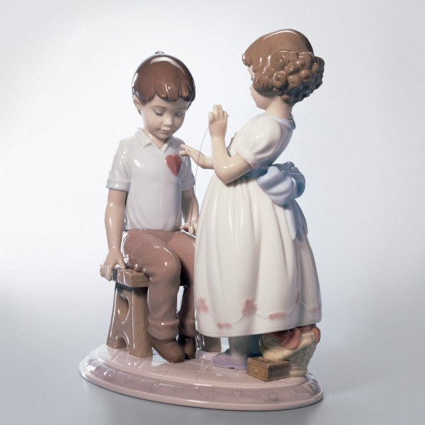 With All My Heart 01006906 - Lladro Figurine
