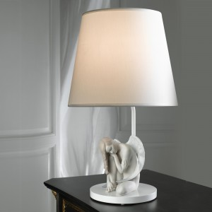 Wonderful Angel 01023034 - Lladro Lamp