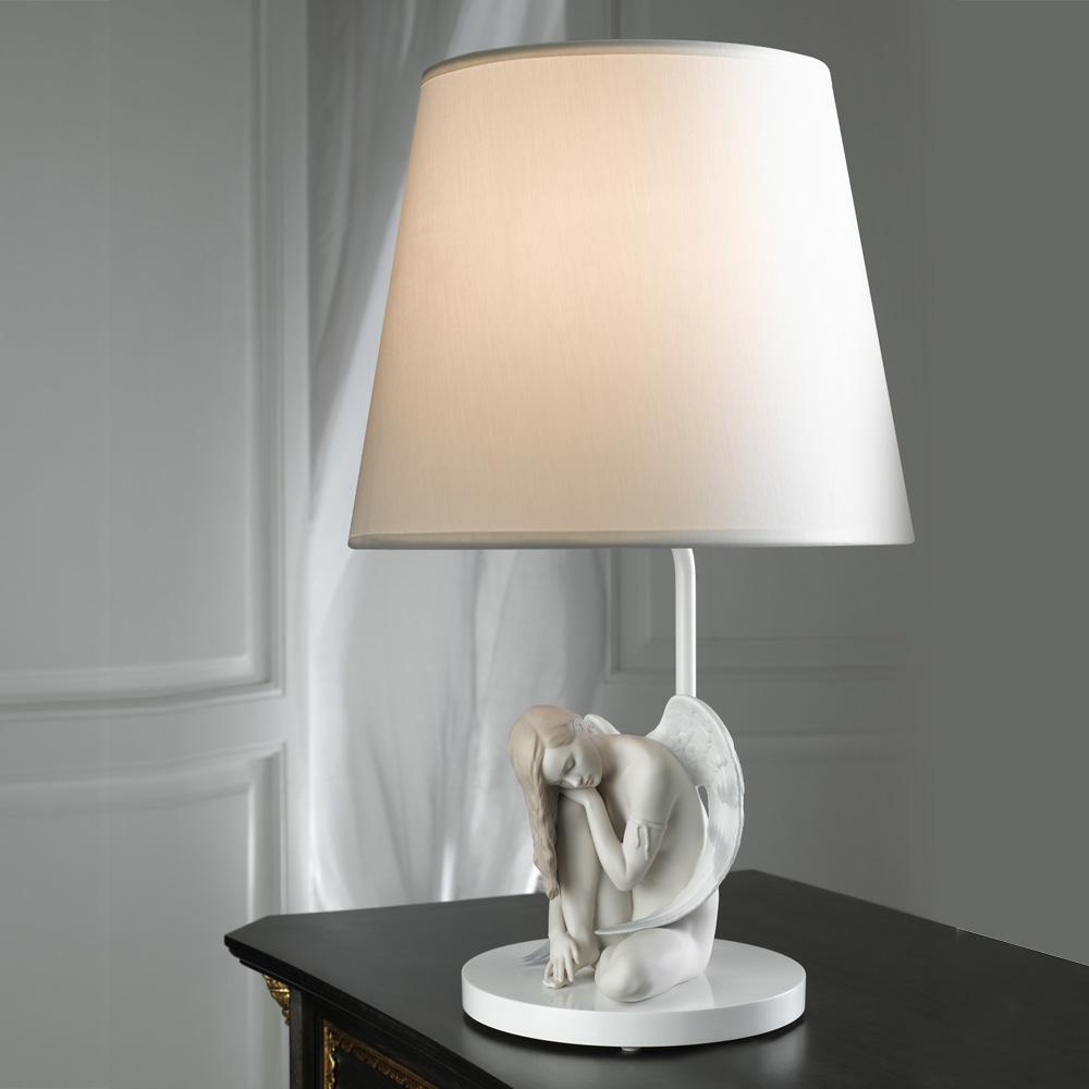 Wonderful Angel 01023034 - Lladro Lamp