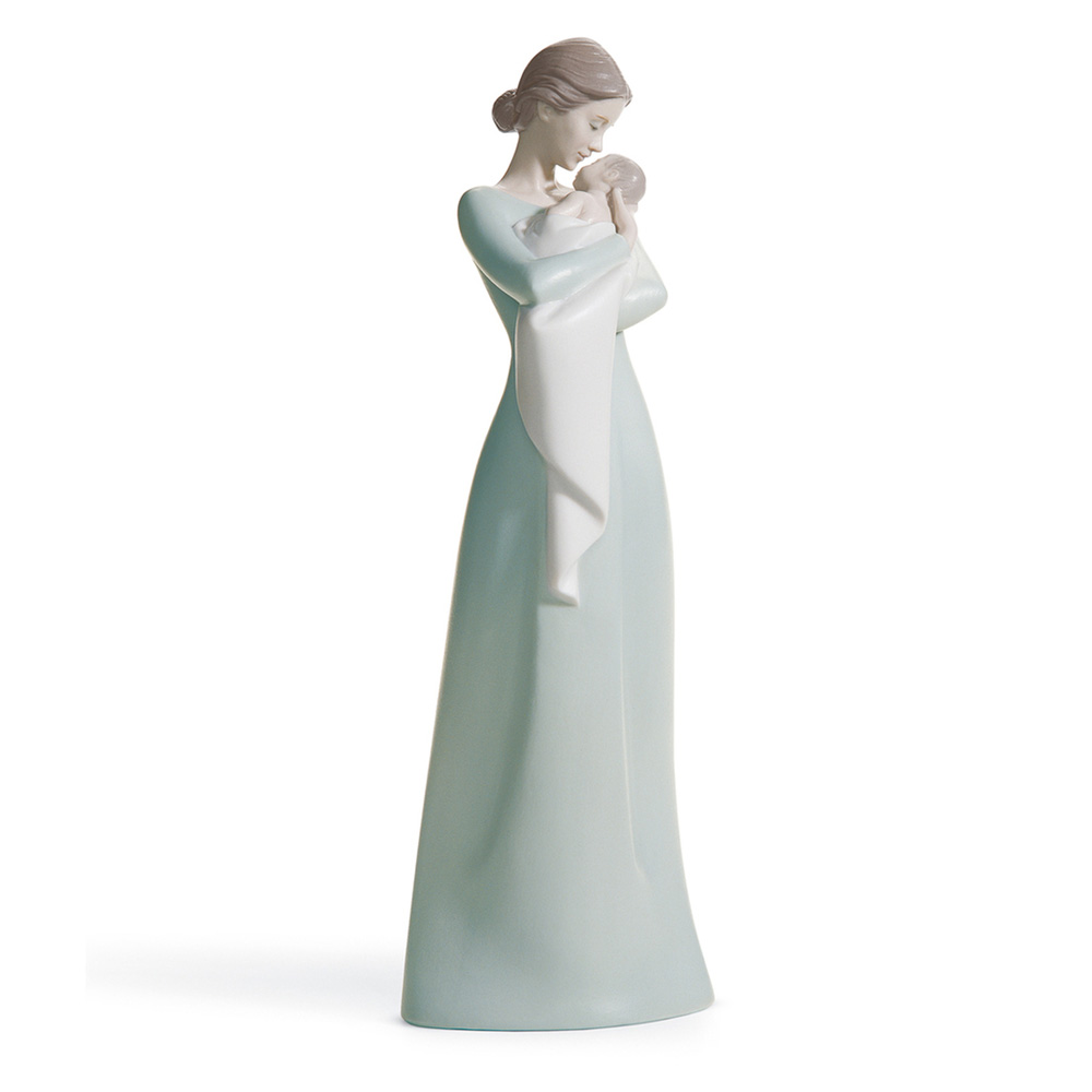 A Mother's Embrace 01018218 - Lladro