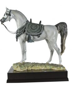 Arabian Horse Pure Breed (Glazed) 01001920 - Lladro Figurine