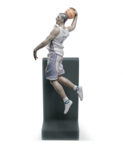 Basketball Dunk 01008507 - Lladro Figurine
