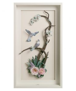 Birds on Branch 01008351 - Lladro Figurine