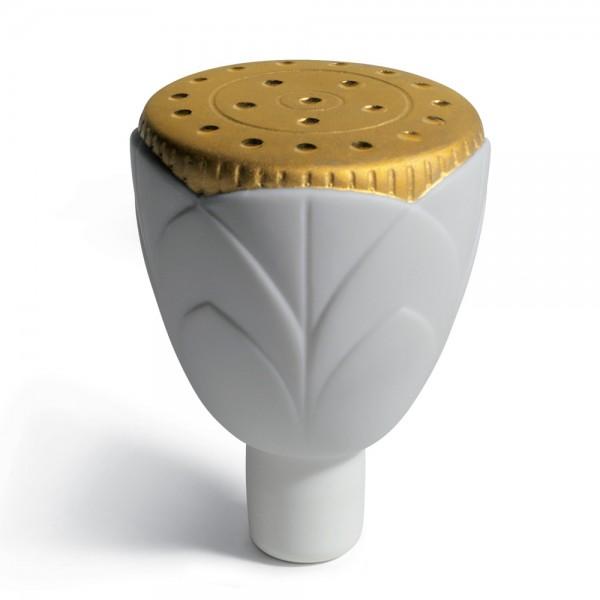 Bottle Stopper I (Gold) 01007990 - Lladro Bottle Stopper