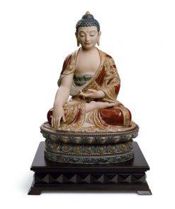Shakyamuni Buddha (Earth) 1012524 - Lladro