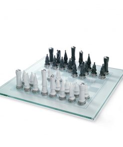 Chess Set (Re-Deco) 01007138 - Lladro Chess Set