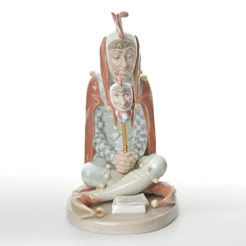 Court Jester 1405 Limited Edition of 5000 - Lladro Figurine