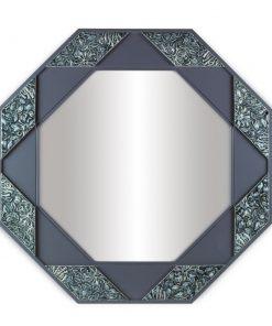 Eight Sided Mirror (Blue) 01007158 - Lladro