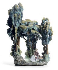 Enchanted Glade 01008597 - Lladro Figurine