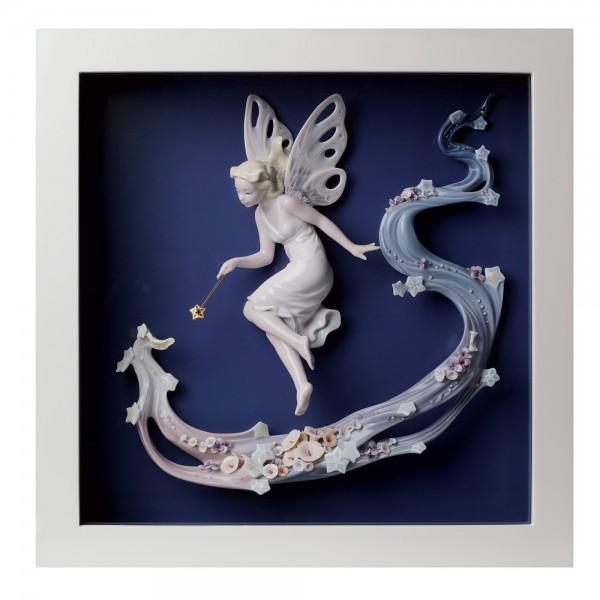 Fairy Wish 01008448 - Lladro Figurine