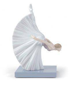Giselle Reverence 01008474 - Lladro Figurine