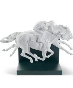 Horse Race 01008515 -  Lladro