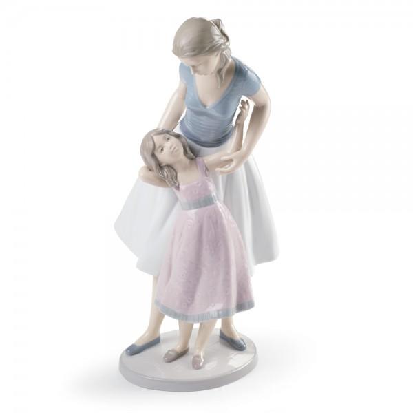 I Want To Be Like You 01008482 - Lladro Figurine