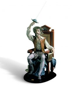 I am Don Quixote 01001522 - Lladro