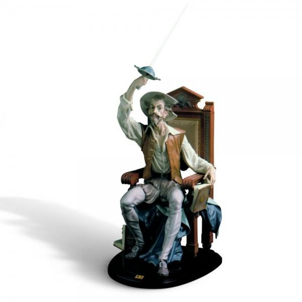 I am Don Quixote 01001522 - Lladro