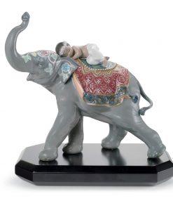 Jaipur Festival 01008478 - Lladro Figurine