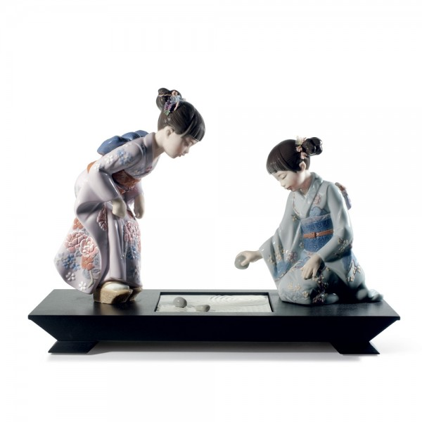 Japanese Garden 01008640 - Lladro Figurine
