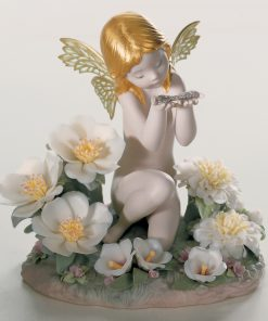 The Key of the Secrets - Diamonds 01017913 (From the Legend Collection) - Lladro Figurine