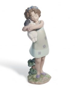 Learning to Care 01008241 - Lladro Figurine
