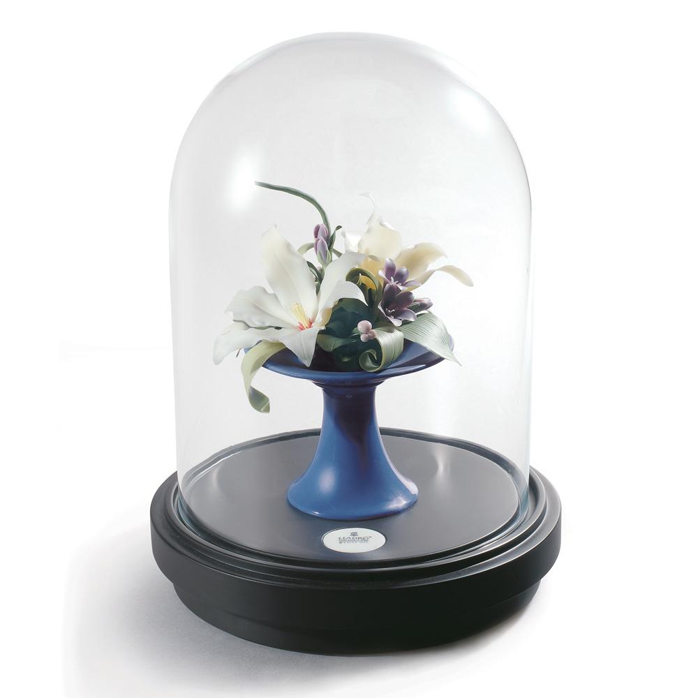 Lilies Centerpiece 1008655 - Lladro Flowers
