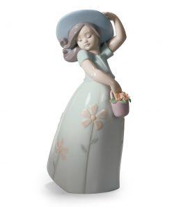 Little Daisy 1008041 - Lladro Figurine