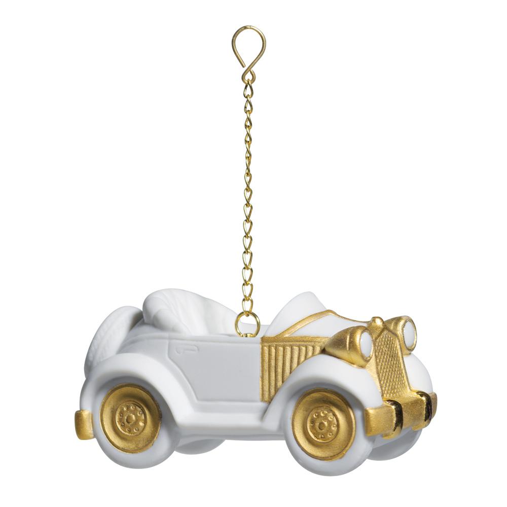 Little Roadster Ornament 1018368 - Lladro Ornament