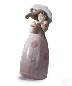 Little Rose 1008042 - Lladro Figurine