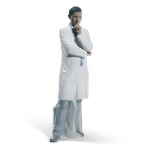 Male Doctor 01008601 - Lladro Figurine