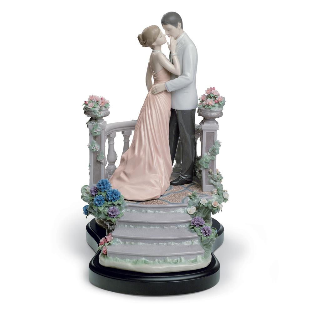 Moonlight Love 01007695 - Lladro Figurine