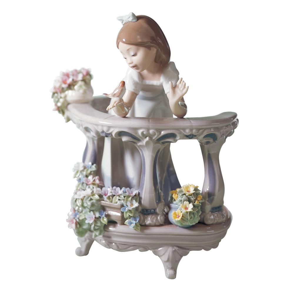 Morning Song 1006658 - Lladro Children