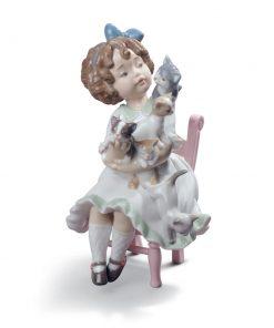 My Little Family 01008689 - Lladro Figurine