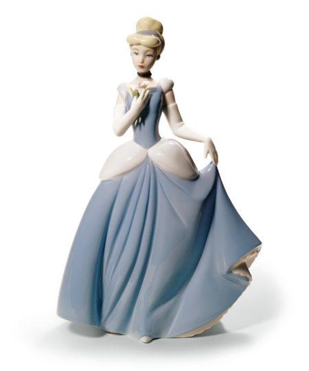 Cinderella - Nao Figurine