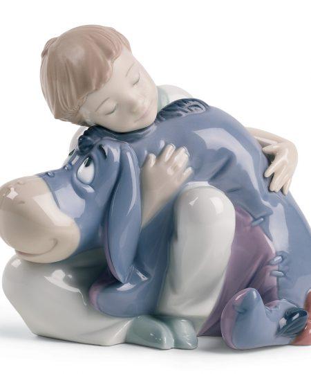 Dreams with Eeyore - Nao Figurine