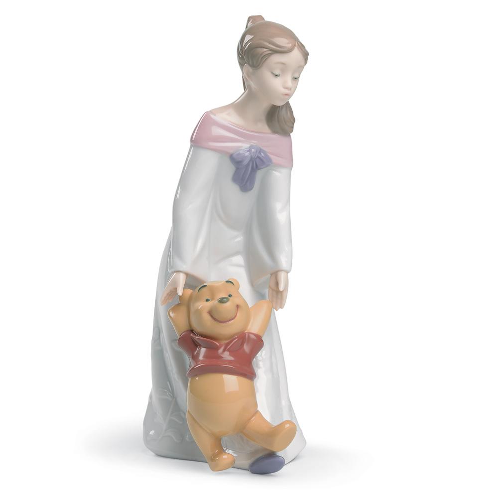 Fun with Winnie Pooh - Nao Figurine