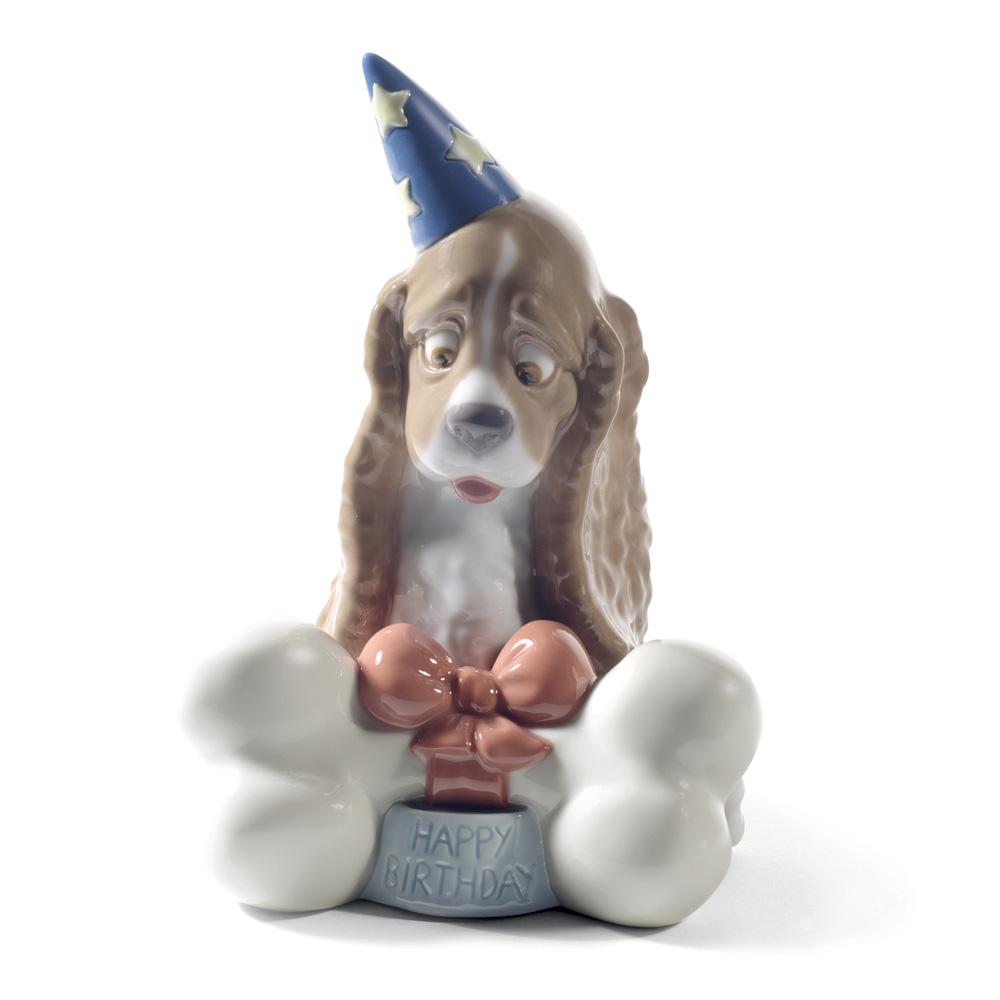Happy Birthday! 2001730 - Nao Figurine