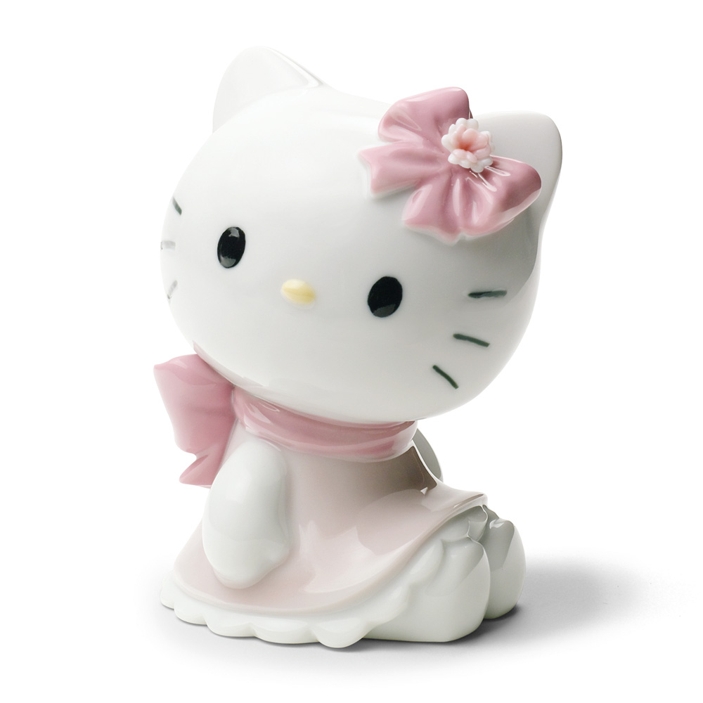 Hello Kitty - Nao Figurine