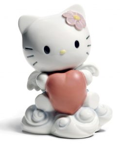 From The Heart - Nao Figurine