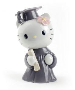Hello Kitty Graduation Day - Nao Figurine