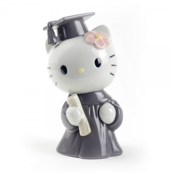 Hello Kitty Graduation Day - Nao Figurine