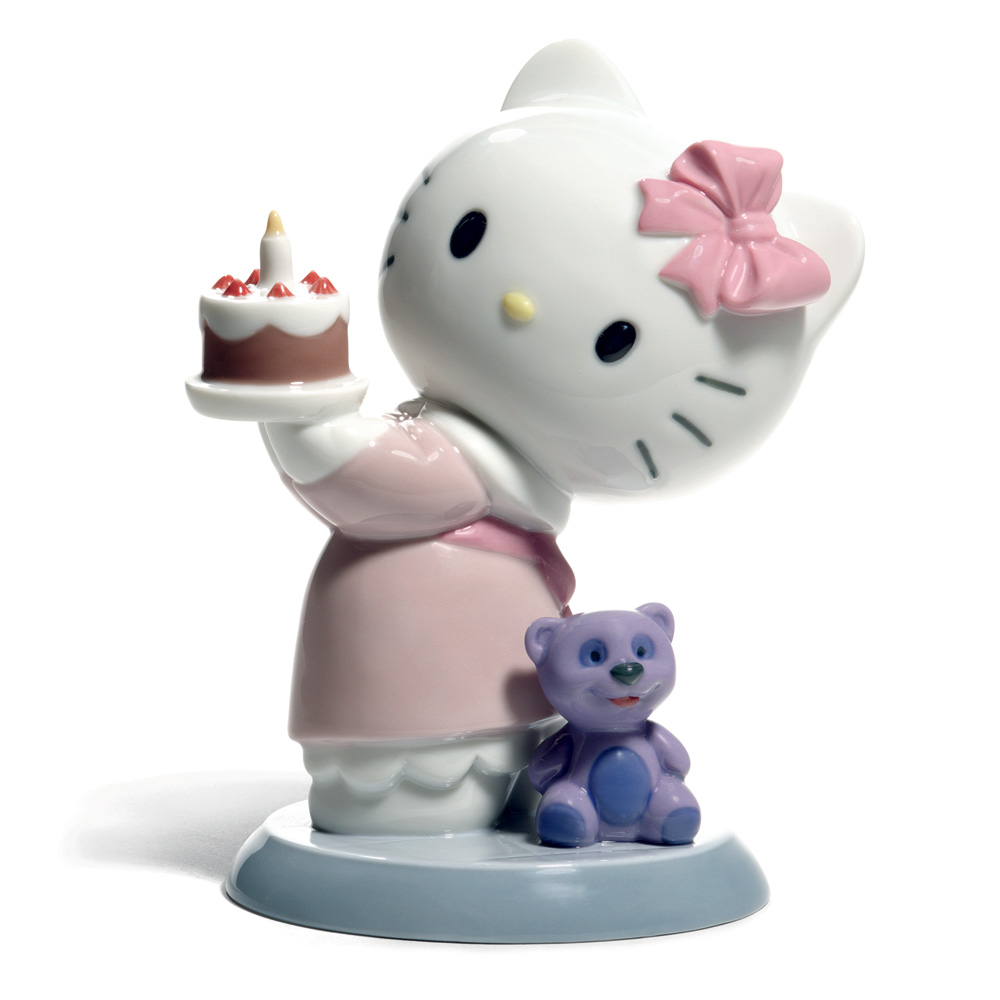 Happy Birthday! - Nao Figurine