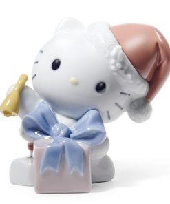 Happy Holidays! - Nao Figurine