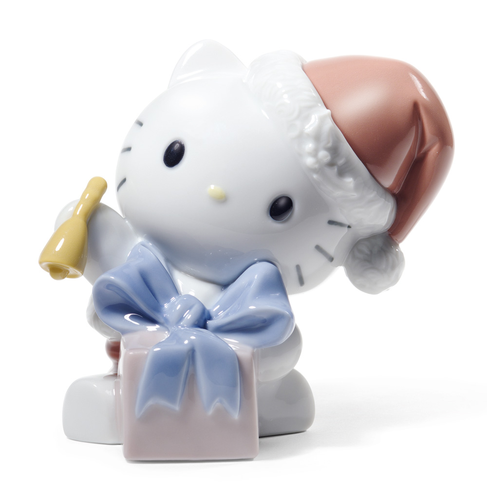 Happy Holidays! - Nao Figurine