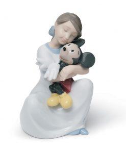 I Love You, Mickey - Nao Figurine