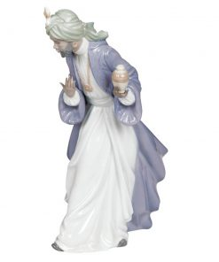 King Balthazar with Jug 2000414 - Nao Figurine