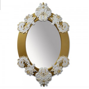 Oval Mirror 01007774 - Lladro