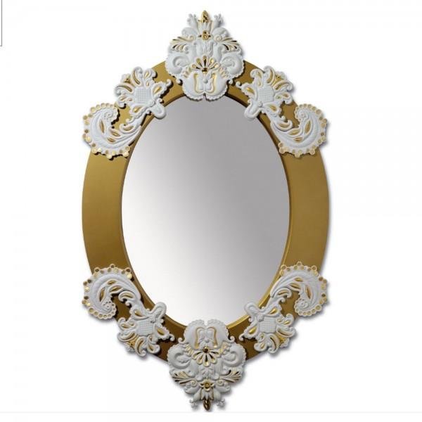 Oval Mirror 01007774 - Lladro