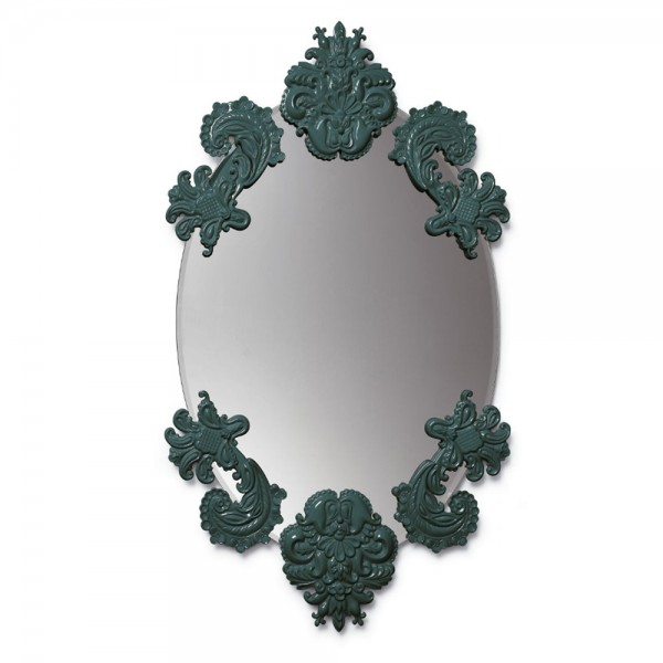 Oval Mirror without Frame 01007765 - Lladro