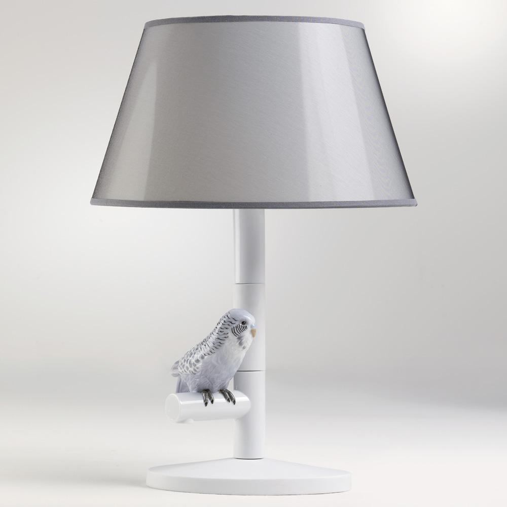 Parrot Night (Left) 01007865 - Lladro Lamp