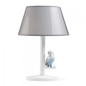 Parrot Night (Right) 01007864 - Lladro Lamp
